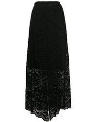 Paco Rabanne Skirt - Negro