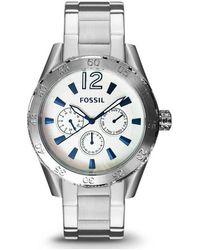 Fossil Watches Bq2105 - Grijs