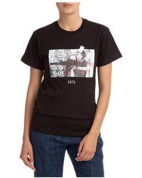 Throwback. T-shirt - Nero