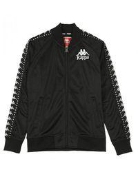 Kappa Track Jacket Authentic Awente - Zwart