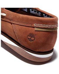 Timberland Atlantis Break Boat Shoe Marrón