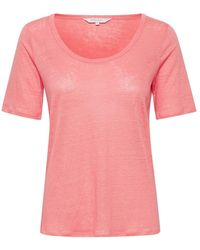 Part Two Ivala T-shirt - Roze
