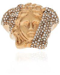 Versace Messing Ring - Naturel