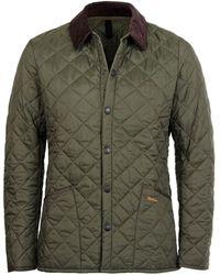 Barbour - Heritage Liddesdale Jacket - Lyst