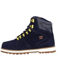 DC Shoes Peary Outdoor Boots Shoe - Blauw