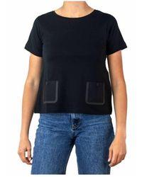 Herno T-shirt - Zwart