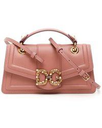 Dolce & Gabbana Amore Bag - Roze