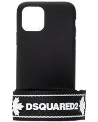 DSquared² Iphone 11 Pro Case - Zwart