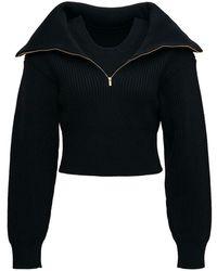 Jacquemus Sweater - Nero