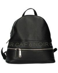 CafeNoir C3ia 0001 backpack - Negro