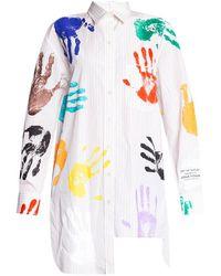 Lanvin Shirt - Wit