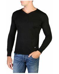 Yes-Zee M812_Ms00 knitwear - Nero