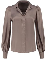 Fifth House Blouse - Bruin