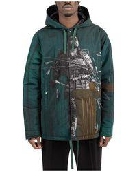 Undercover Jacket - Vert