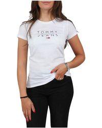 Tommy Hilfiger - Tjw Essential Logo Tee - Lyst