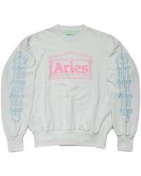 Aries Sweatshirt - Azul
