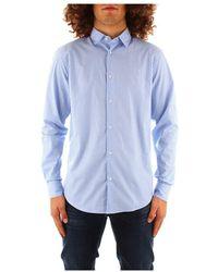 Trussardi 52c00216 1t004966 shirt - Blu