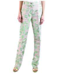 Blumarine Trousers - Vert
