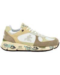 Premiata Mase Sneakers - Wit