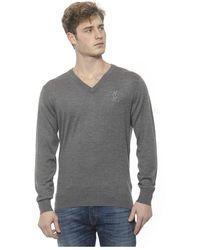 Billionaire Couture Sweater Gris