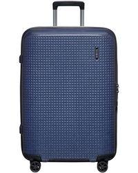 Samsonite Koffer Pixon 68 - Blauw
