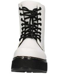 CafeNoir C1Ff9000 Boots Blanco