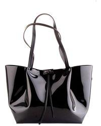 Patrizia Pepe 2v8896/a3ld Shopper Women Black - Zwart