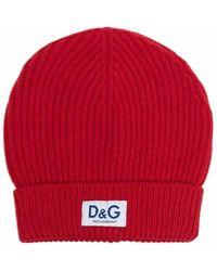Dolce & Gabbana Hat - Rood