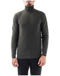 Sun 68 Sweaters - Vert