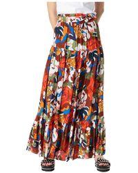 M Missoni Skirt - Oranje
