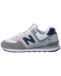 New Balance - Sneakers Lifestyle Ml574eag 121-40.5 - Lyst