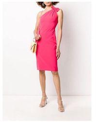 Boutique Moschino Vestido Rosa