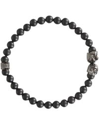 Northskull Bracelet Gris
