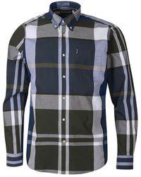 Barbour Shirt - Blauw
