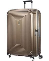 Samsonite Trolley Grande Neopulse Suitcase - Bruin