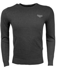 Antony Morato Sweater Ronde Nek - Grijs