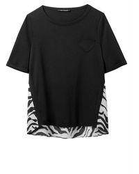 Luisa Cerano T-shirt - Noir