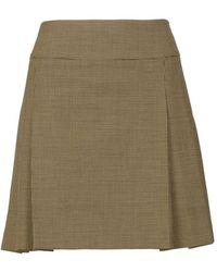 Boutique Moschino Skirt - Grijs