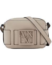 Armani Exchange Camera Case - Neutre