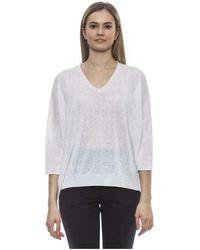 Peserico Sweater - Wit