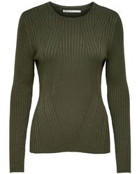 ONLY Sweater - Groen