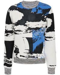 3.1 Phillip Lim Postcard Jacquard Sweater - Wit