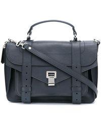 Proenza Schouler Hand Bag - Blauw