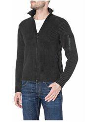 Replay Sweater - Zwart