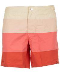 Lacoste Sea clothing Rojo