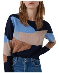 Marella Tea sweater - Bleu