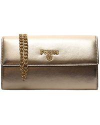 Pollini Wallet On Chain Sc5501 121 - Geel