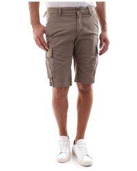 Mason's Chile Bermuda Me303 - 2be22146 Shorts - Naturel