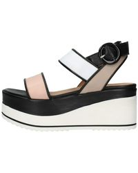 Janet & Janet 43727 H Wedge - Wit