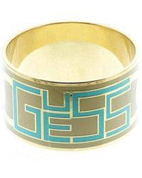 Guess Ring - Ubb30911 - Geel
